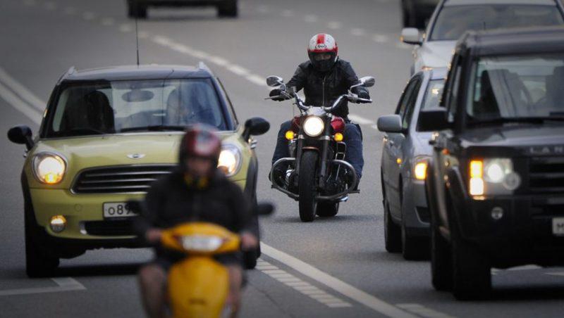 как и почему штрафуют за езду на мотоцикле