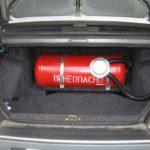 Штраф за установку газового оборудования