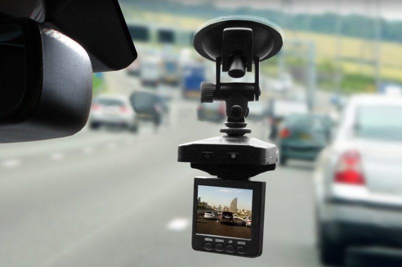 фиксация нарушения на дороге на камеру
