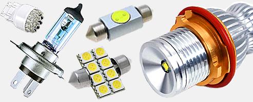 допустимые лампы для авто