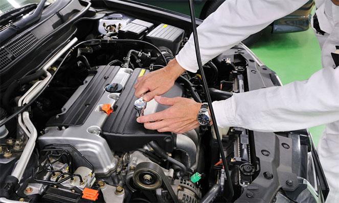 регистрация замены двигателя