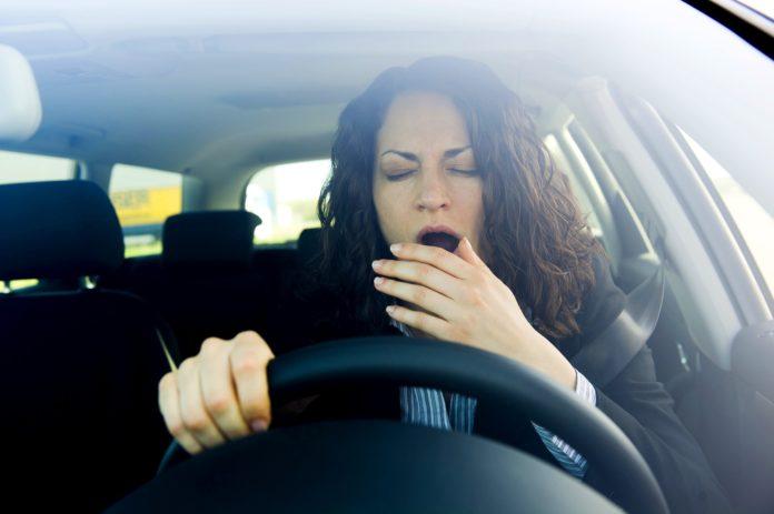 способы не уснуть за рулем