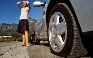 Почему важно поддерживать давление шин в норме