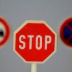 запрещенные знаки ПДД