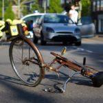 авария с велосипедистами