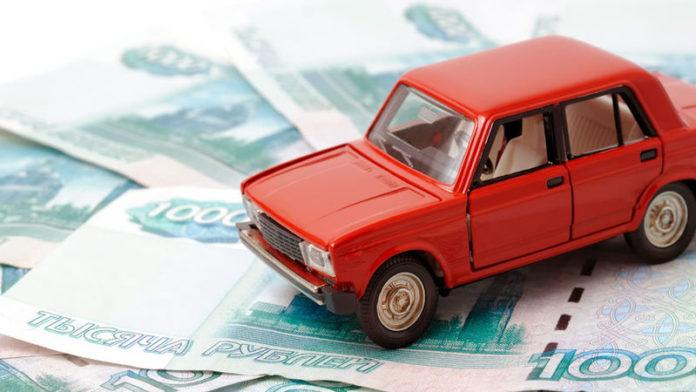 налог на машину оплата