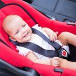 Как перевозить новорожденного в машине