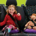 как выбрать ремень безопасности для ребенка