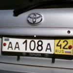 штраф за транзитные номера