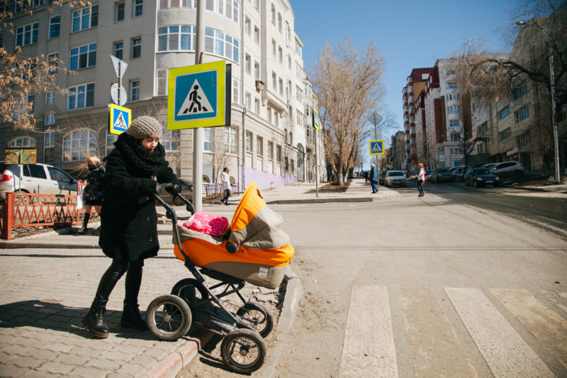 Как правильно переходить дорогу