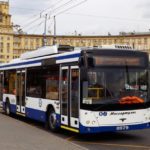 Городской наземный транспорт