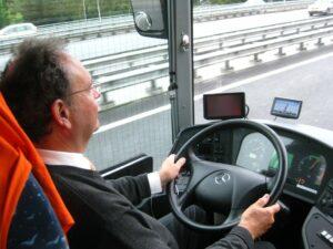 Режим труда и отдыха водителя-международника