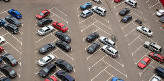 Перехватывающие парковки